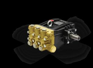Vysokotlaké čerpadlo UDOR NX-B 25/300 R