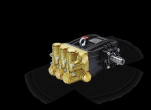 Vysokotlaké čerpadlo UDOR NX-C 145/100 R