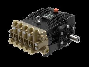 Vysokotlaké čerpadlo UDOR PENTA-B 25/400 R