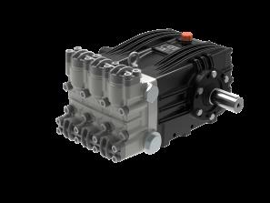 Vysokotlaké čerpadlo UDOR VXX-B 200/150 R