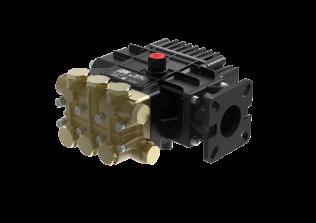 Vysokotlaké čerpadlo UDOR PNL 3.5/22 T