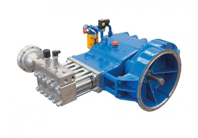 Vysokotlaké čerpadlo Hughes Pumps Ultrabar 30