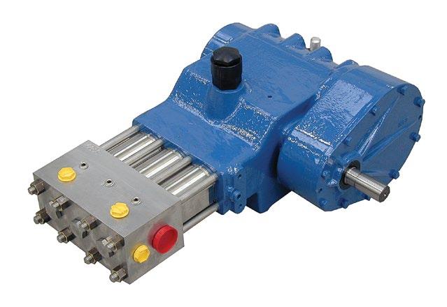 Vysokotlaké čerpadlo Hughes Pumps HPS650